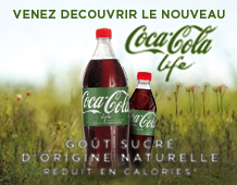 Coca Cola Life