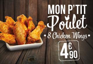 Février 2016 - Mon Ptit poulet