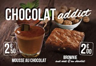 Chocolat Addict - Janvier 2016