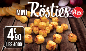 Mini rosties