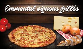 Pizza Emmental