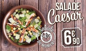 Juin 2016 - Salade Caesar