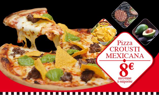 Crousti mexicana