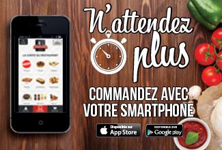 Juin 2016 - Command Smartphone