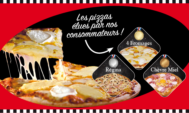 Pizza élues
