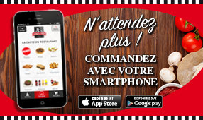 Commande smartphone
