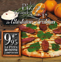 Grands Chefs Ghislaine Arabian