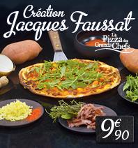 Pizza des Grands Chefs