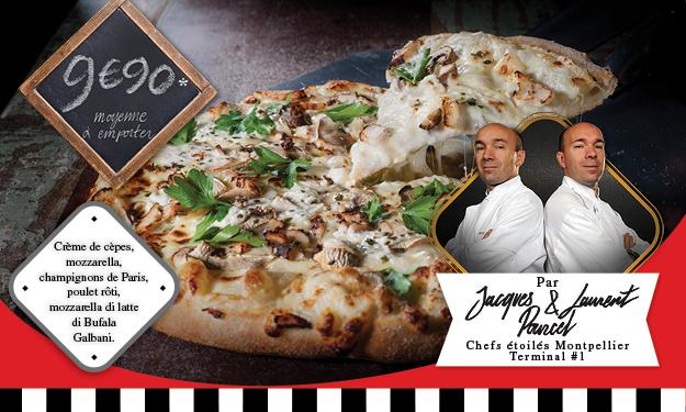 Pizza DGC