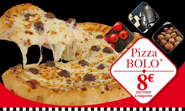 Pizza bolo'
