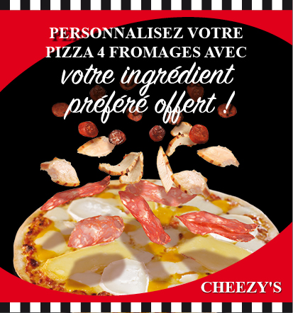 Cheezy's Pizza