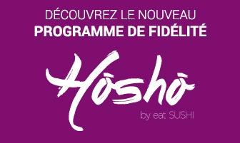 Septembre 2015 - Hosho