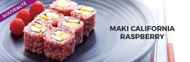 Maki Raspberry