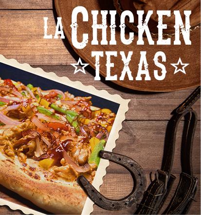 Pizza Chicken Texas