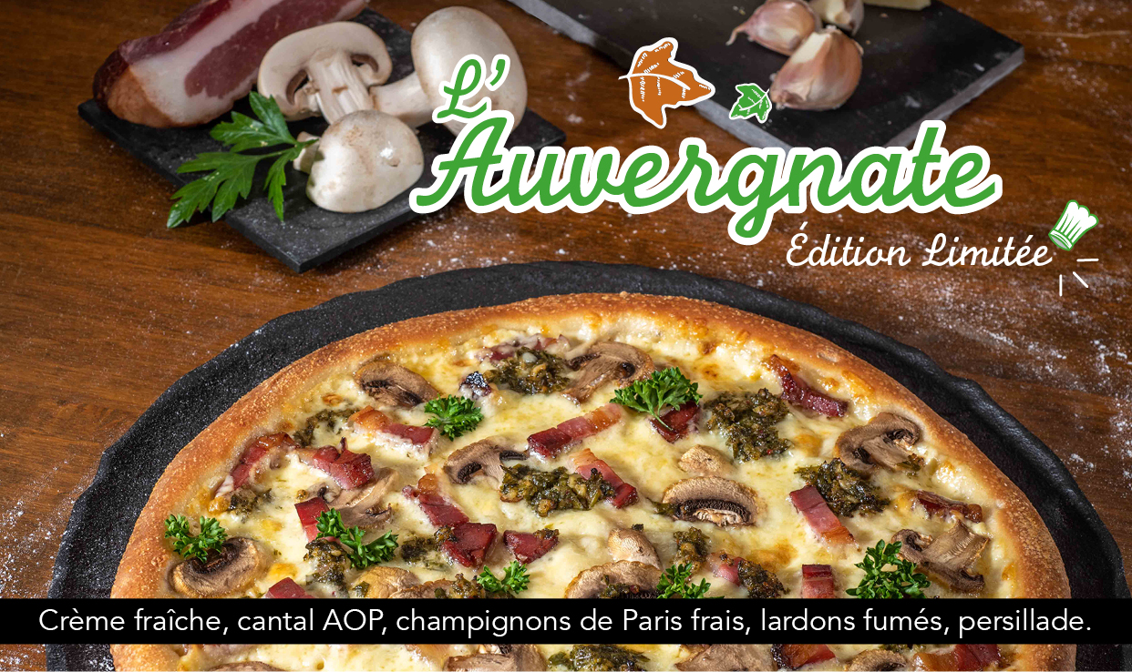 Pizza Auvergnate