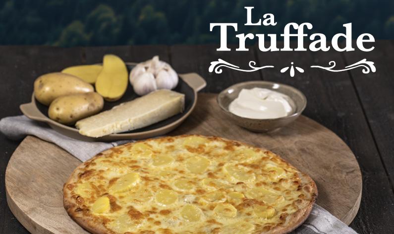 Pizza La Truffade