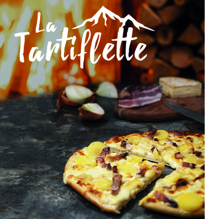Pizza La Tartiflette