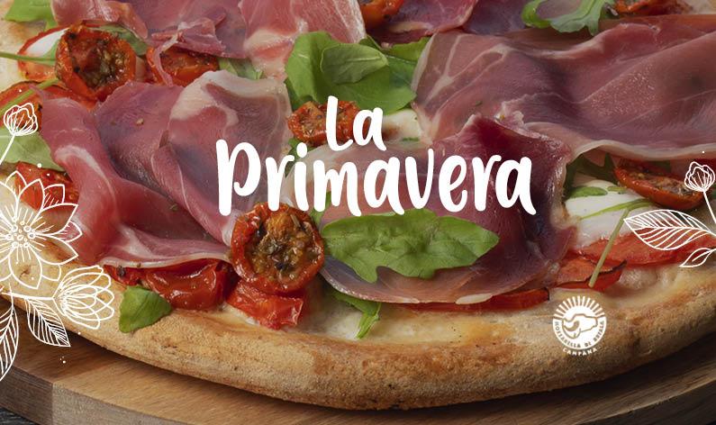 Pizza La Primavera