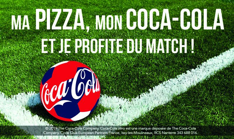 Pizza Coca
